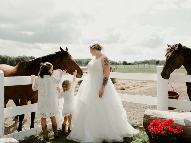 Michael and Brittany's wedding in Niagara Falls, Ontario 36