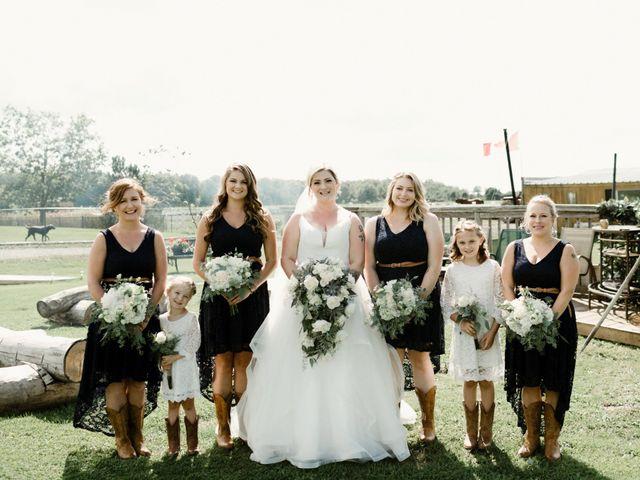 Michael and Brittany's wedding in Niagara Falls, Ontario 40