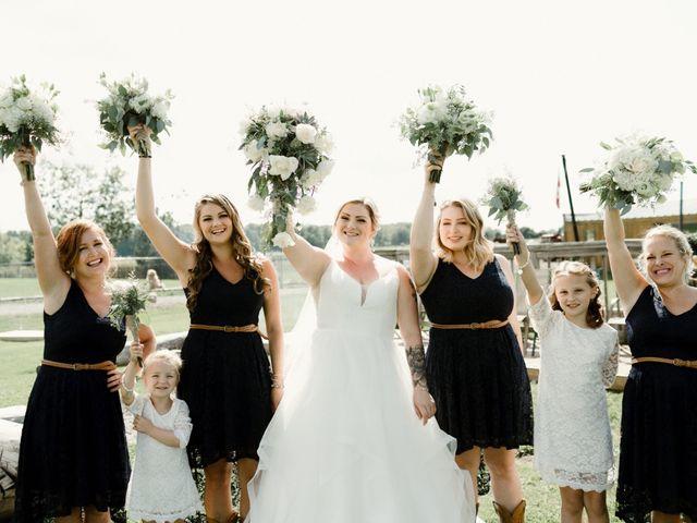 Michael and Brittany's wedding in Niagara Falls, Ontario 41