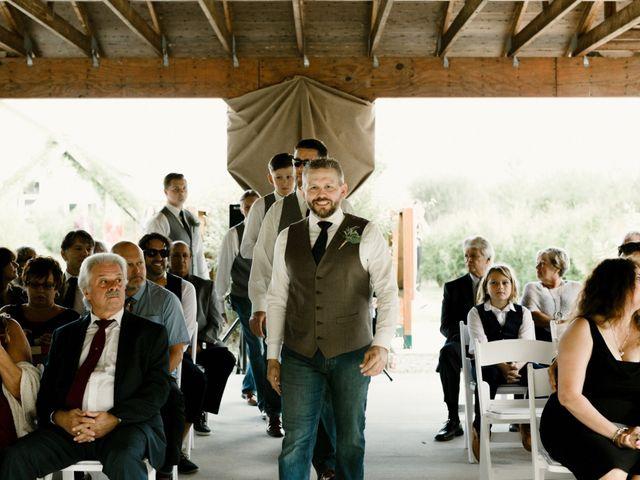 Michael and Brittany's wedding in Niagara Falls, Ontario 44