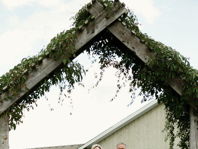 Michael and Brittany's wedding in Niagara Falls, Ontario 45