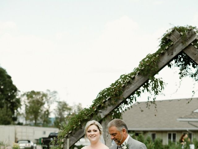 Michael and Brittany's wedding in Niagara Falls, Ontario 46