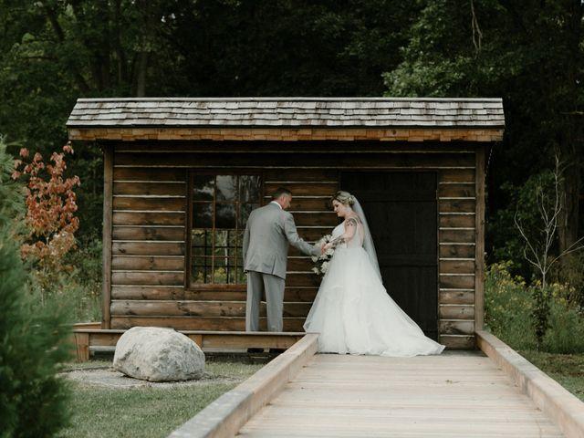 Michael and Brittany's wedding in Niagara Falls, Ontario 48