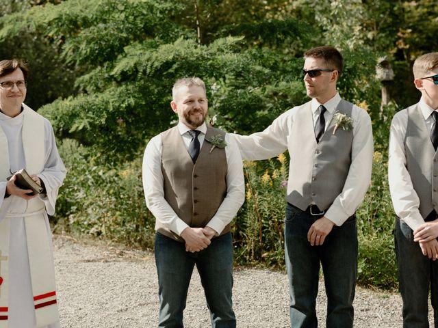 Michael and Brittany's wedding in Niagara Falls, Ontario 49