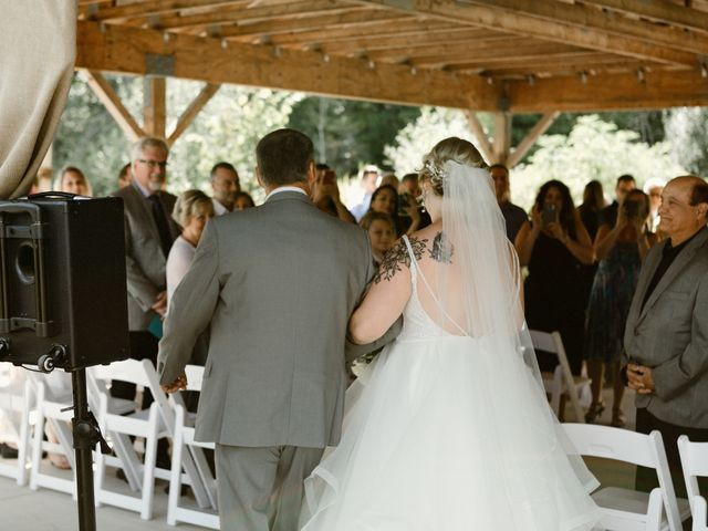 Michael and Brittany's wedding in Niagara Falls, Ontario 50