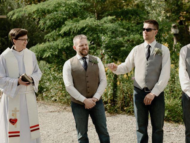 Michael and Brittany's wedding in Niagara Falls, Ontario 51