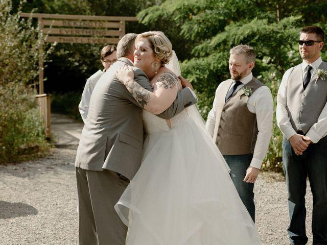 Michael and Brittany's wedding in Niagara Falls, Ontario 53