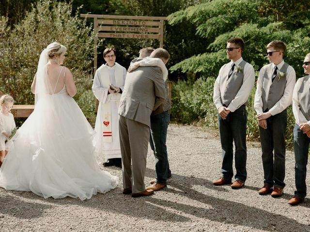 Michael and Brittany's wedding in Niagara Falls, Ontario 55