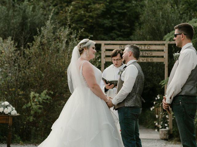 Michael and Brittany's wedding in Niagara Falls, Ontario 58