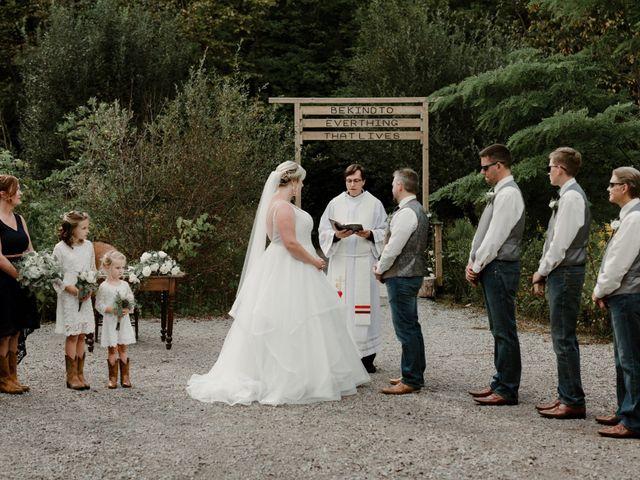 Michael and Brittany's wedding in Niagara Falls, Ontario 62