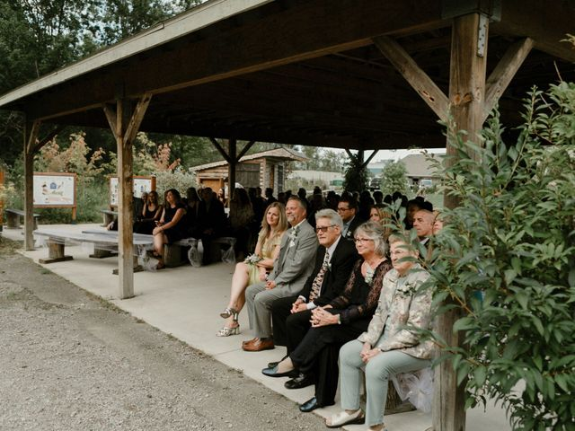 Michael and Brittany's wedding in Niagara Falls, Ontario 68