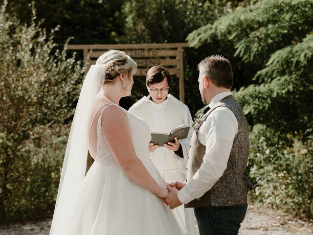 Michael and Brittany's wedding in Niagara Falls, Ontario 69