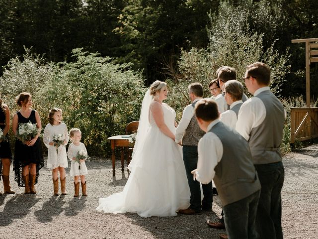 Michael and Brittany's wedding in Niagara Falls, Ontario 70