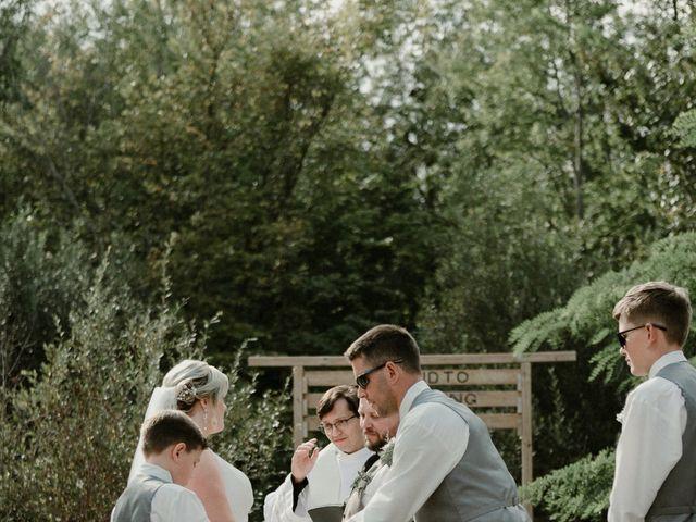 Michael and Brittany's wedding in Niagara Falls, Ontario 71
