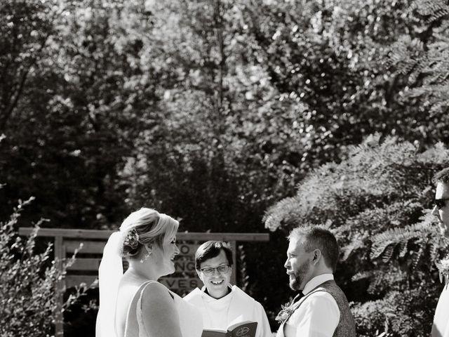 Michael and Brittany's wedding in Niagara Falls, Ontario 74