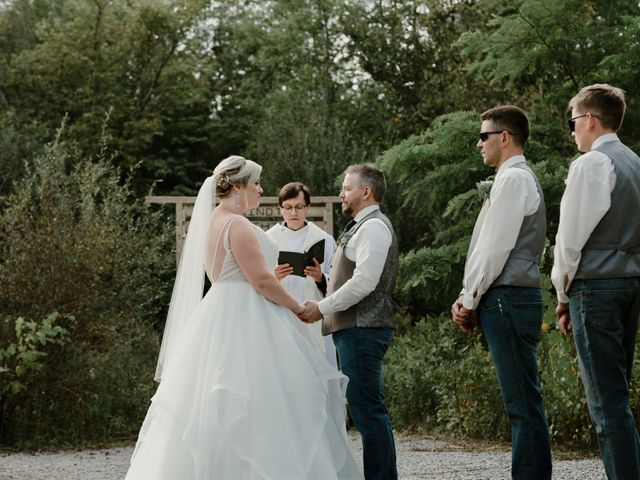 Michael and Brittany's wedding in Niagara Falls, Ontario 76