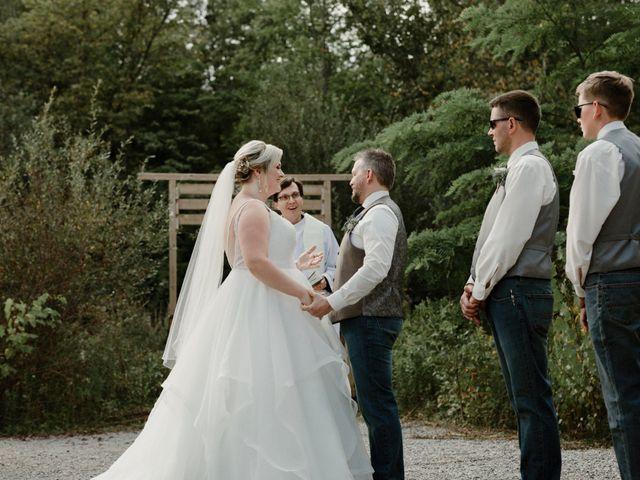 Michael and Brittany's wedding in Niagara Falls, Ontario 1