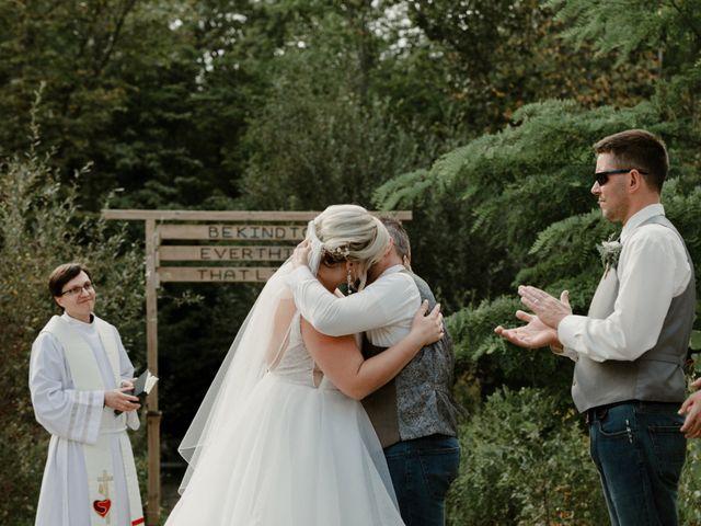 Michael and Brittany's wedding in Niagara Falls, Ontario 78