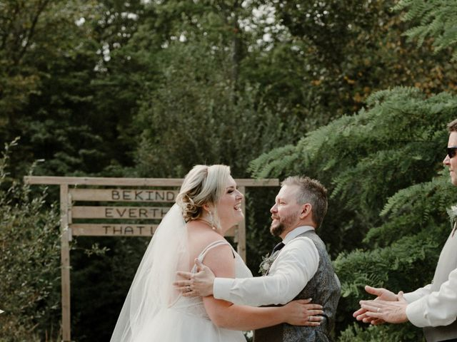 Michael and Brittany's wedding in Niagara Falls, Ontario 79