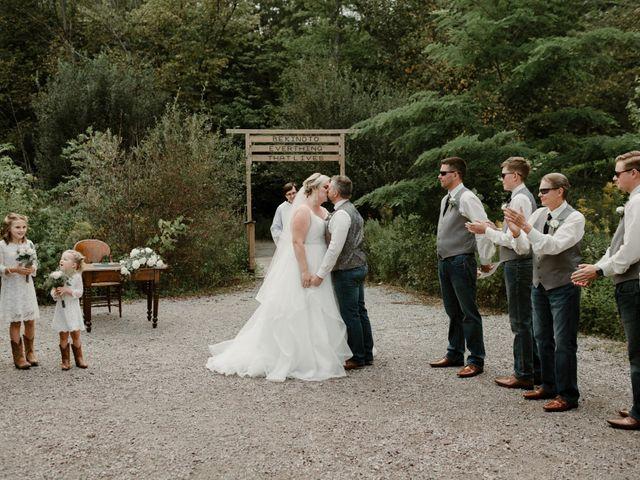 Michael and Brittany's wedding in Niagara Falls, Ontario 81