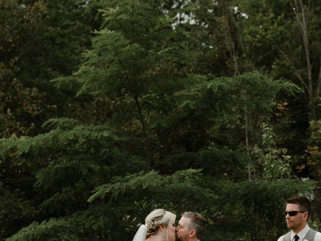 Michael and Brittany's wedding in Niagara Falls, Ontario 82