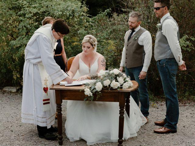 Michael and Brittany's wedding in Niagara Falls, Ontario 83