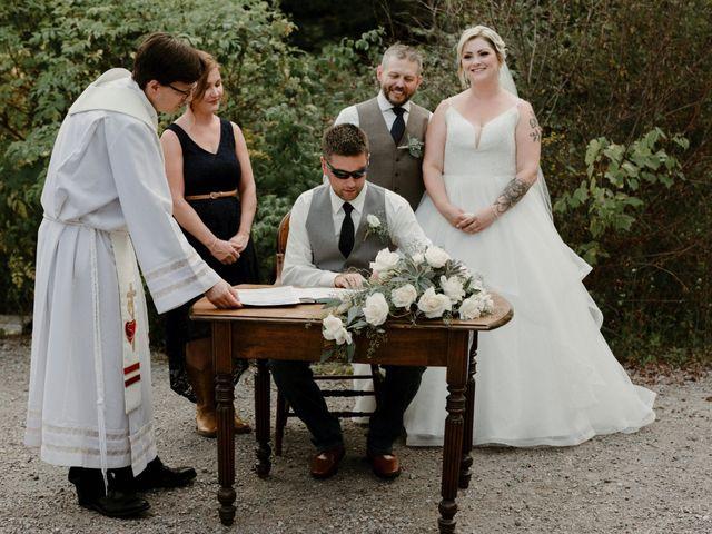 Michael and Brittany's wedding in Niagara Falls, Ontario 85