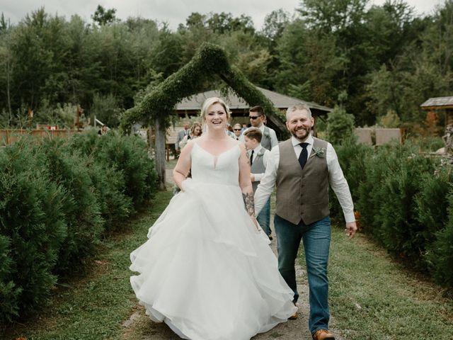 Michael and Brittany's wedding in Niagara Falls, Ontario 87
