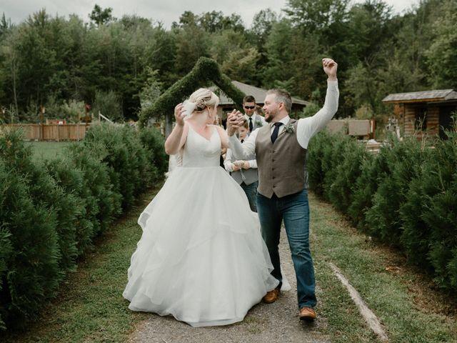 Michael and Brittany's wedding in Niagara Falls, Ontario 88