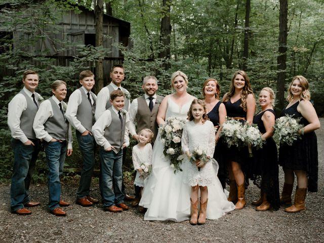 Michael and Brittany's wedding in Niagara Falls, Ontario 91