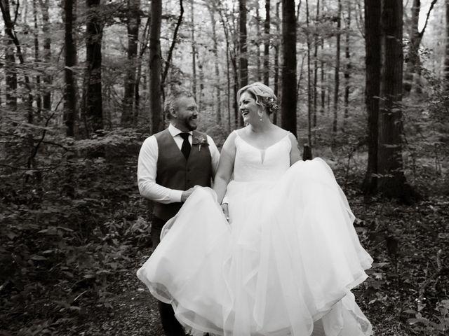 Michael and Brittany's wedding in Niagara Falls, Ontario 108