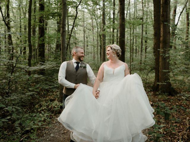 Michael and Brittany's wedding in Niagara Falls, Ontario 109