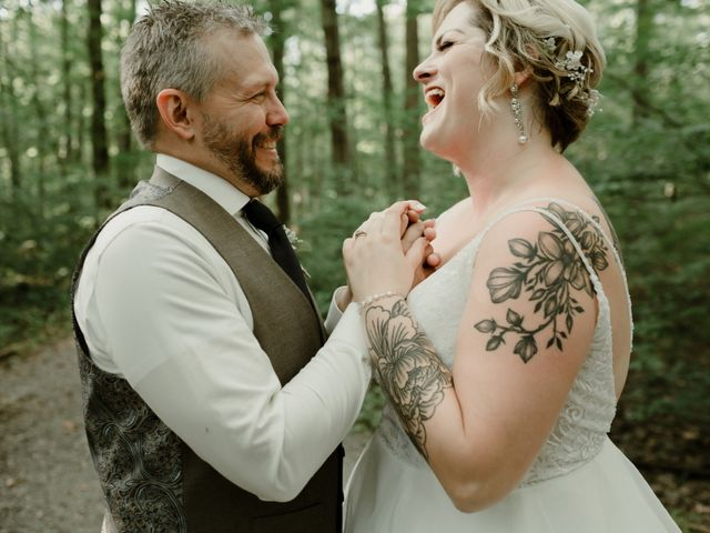 Michael and Brittany's wedding in Niagara Falls, Ontario 113