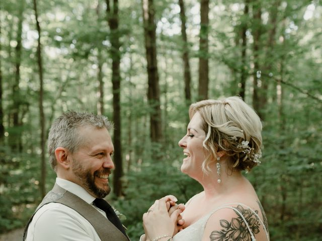 Michael and Brittany's wedding in Niagara Falls, Ontario 115