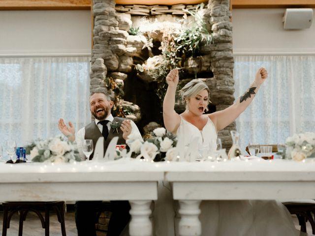 Michael and Brittany's wedding in Niagara Falls, Ontario 2