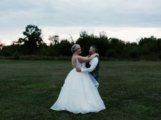 Michael and Brittany's wedding in Niagara Falls, Ontario 134