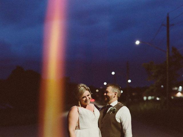 Michael and Brittany's wedding in Niagara Falls, Ontario 135