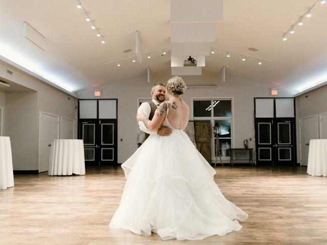 Michael and Brittany's wedding in Niagara Falls, Ontario 136
