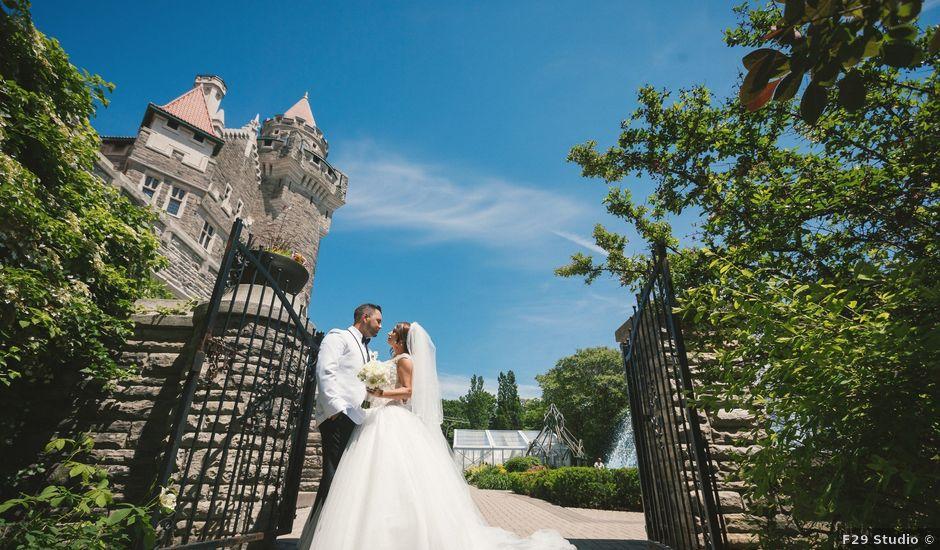 Marcelo And Melissa's Wedding In Toronto, Ontario
