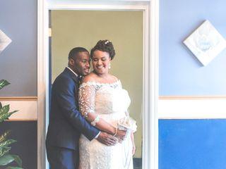 The wedding of Sherah and Ian 2