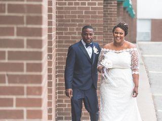 The wedding of Sherah and Ian 3