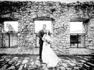 The wedding of Melissa and Robert