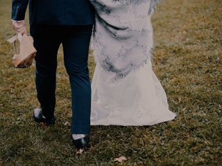 The wedding of Grace and David 3