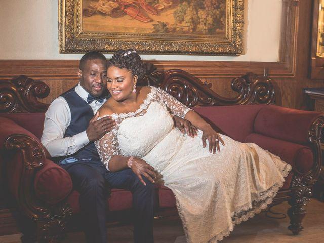 The wedding of Sherah and Ian