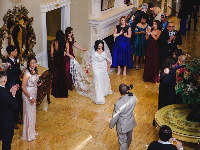 David and Daniella's wedding in Mississauga, Ontario 31