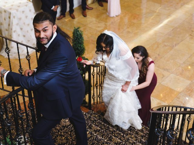 David and Daniella's wedding in Mississauga, Ontario 32