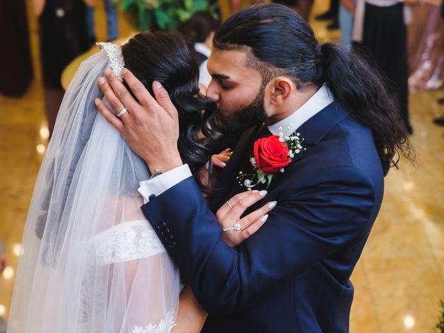 David and Daniella's wedding in Mississauga, Ontario 33