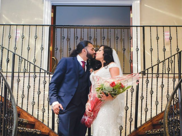 David and Daniella's wedding in Mississauga, Ontario 34