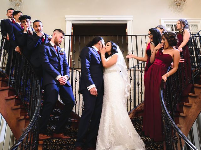 David and Daniella's wedding in Mississauga, Ontario 37