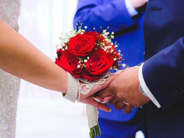 David and Daniella's wedding in Mississauga, Ontario 2